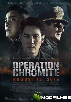 Capa do Filme Operação Chromite