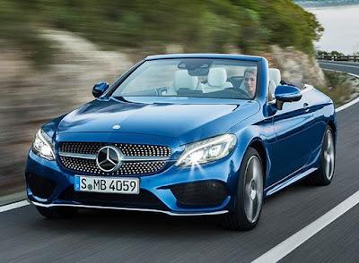 Mercedes Benz C-Class: Airbags, Anti-lock, Brake Assist