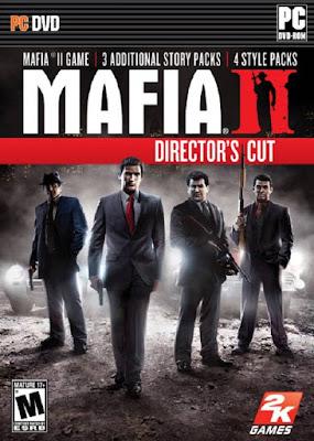 Resultado de imagem para Download Mafia 2 Torrent PC 2010 Completo  capa