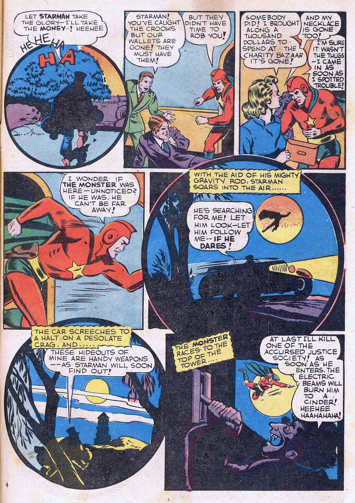Read online All-Star Comics comic -  Issue #20 - 40