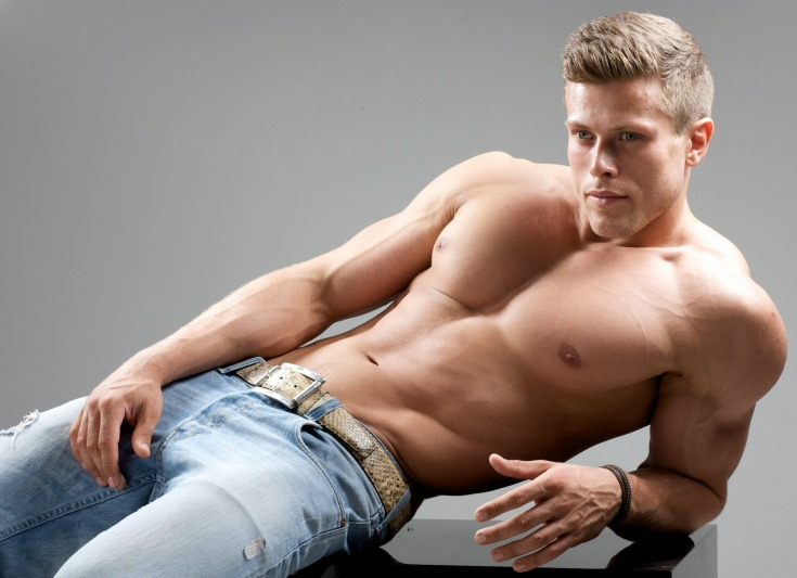 Gay jeans porn