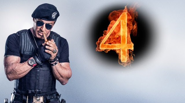 Sylvester Stallone abandona'The Expendables'