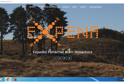 template baru expena.web.id