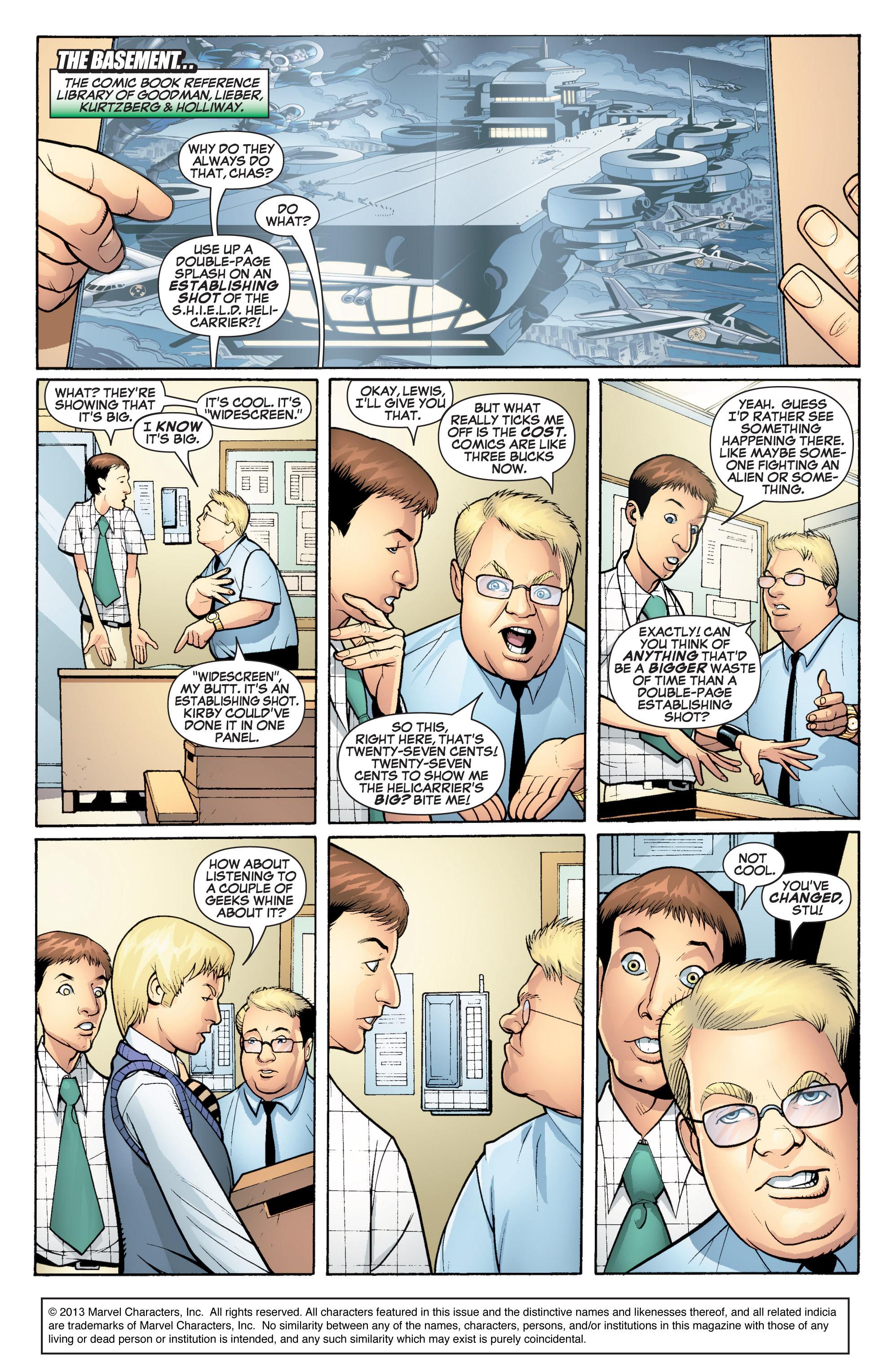 Read online She-Hulk (2005) comic -  Issue #17 - 2