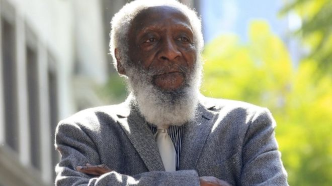 Legendary American Comedian and Civil Rights activist Dick Gregory dies at 84