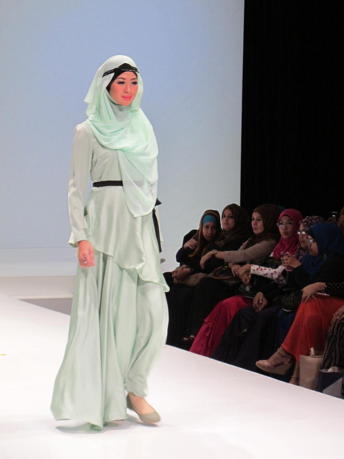 Indonesia Islamic Fashion Festival