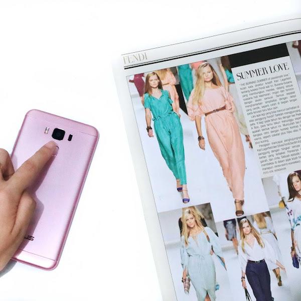 Cara Mengaktifkan Fitur Fingerprint di Smartphone ASUS Zenfone 3
