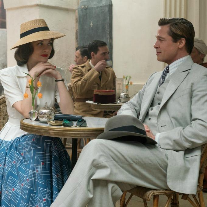 Aliados - um filme romântico e trágico na medida certa