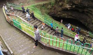 Menelusuri Lebih Dalam Wisata Alam Goa Lawa Purbalingga | Parwis Sata