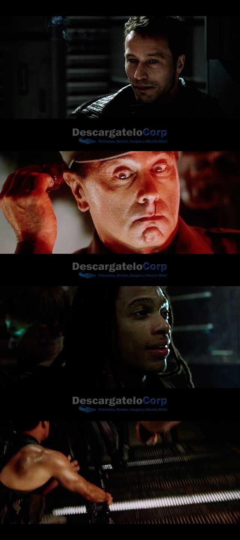 Alien 4 La Resurrección (1997) HD 1080p Español Latino