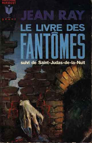 Le livre des Fantomes, relatos escritos por Jean Ray
