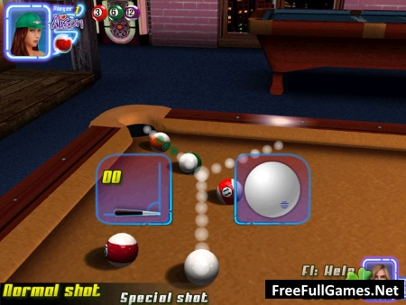 Midnight Pool 3D PC Game Free Download Full Version