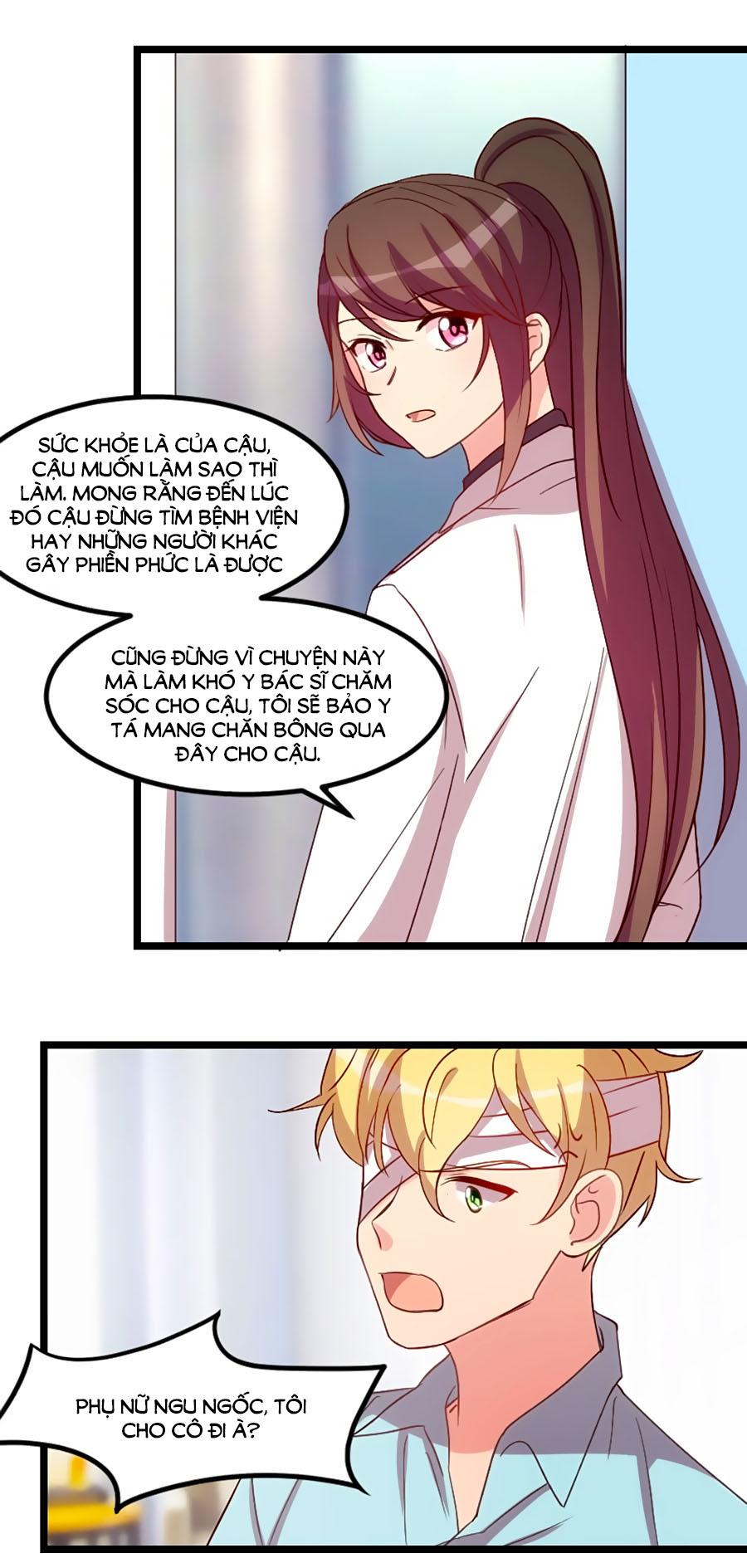 Cô Vợ Ấm Áp Của Hạ Thiếu - Chapter 96
