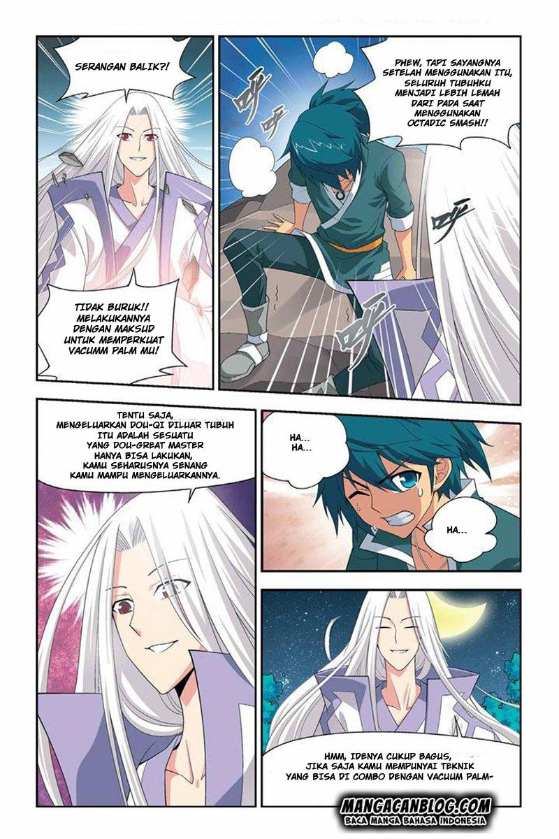 Battle Through Heaven Chapter 09-22