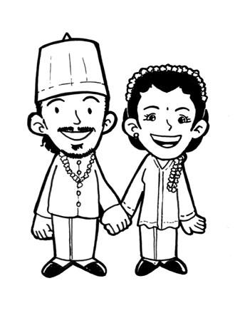 Kata Ucapan Selamat Pernikahan   SMS   Tourworldinfo Community