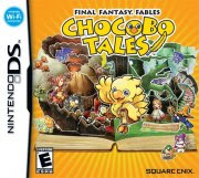 Final Fantasy Fables: Chocobo Tales NDS, español, mega