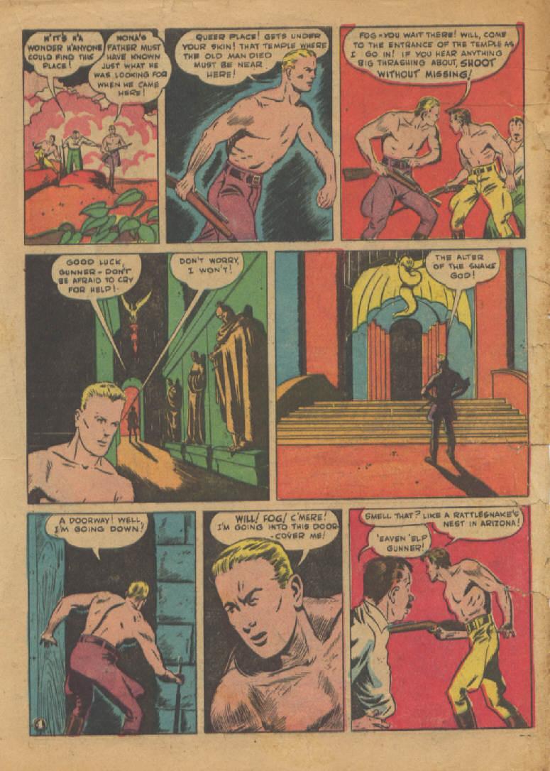 Action Comics (1938) 31 Page 32