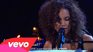Alicia Keys Lyrics - Why Do I Feel So Sad