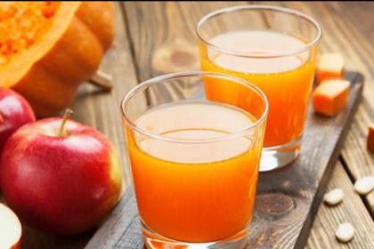 Daftar Jus Sayuran yang Bisa Turunkan Berat Badan