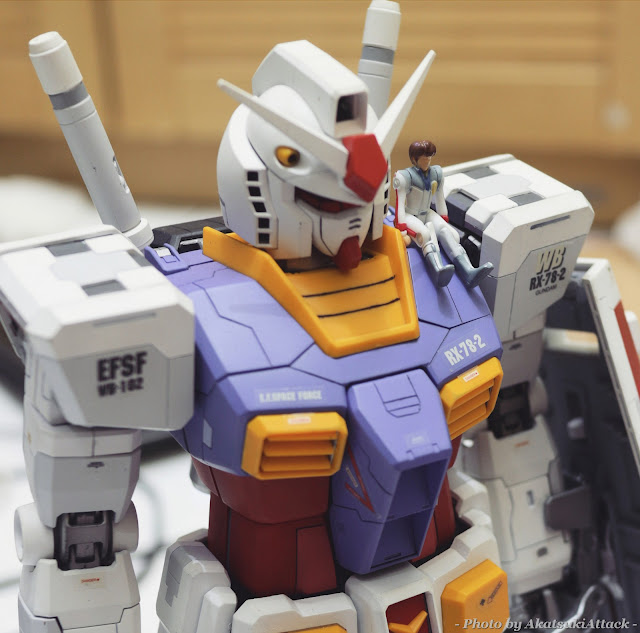 Bandai Perfect Grade RX-78-2 Gundam