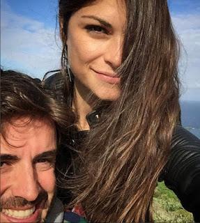 Partner Intro Fernando Alonso C A C C S Girlfriend Linda Morselli