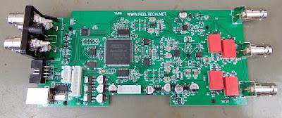 Feeltech FY6600 PCB