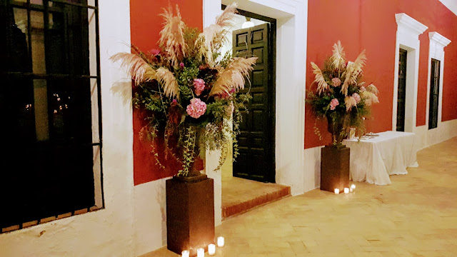 decoración de bodas en Sevilla