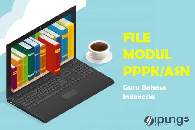 Modul Seleksi PPPK/ASN Guru Bahasa Indonesia