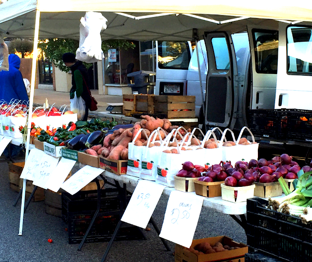 Beloit's Farmers' Market is Wisconsin's Second Largest and full to the brim with local produce and local artisan items