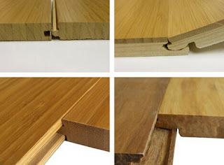 lantai parket kayu solid