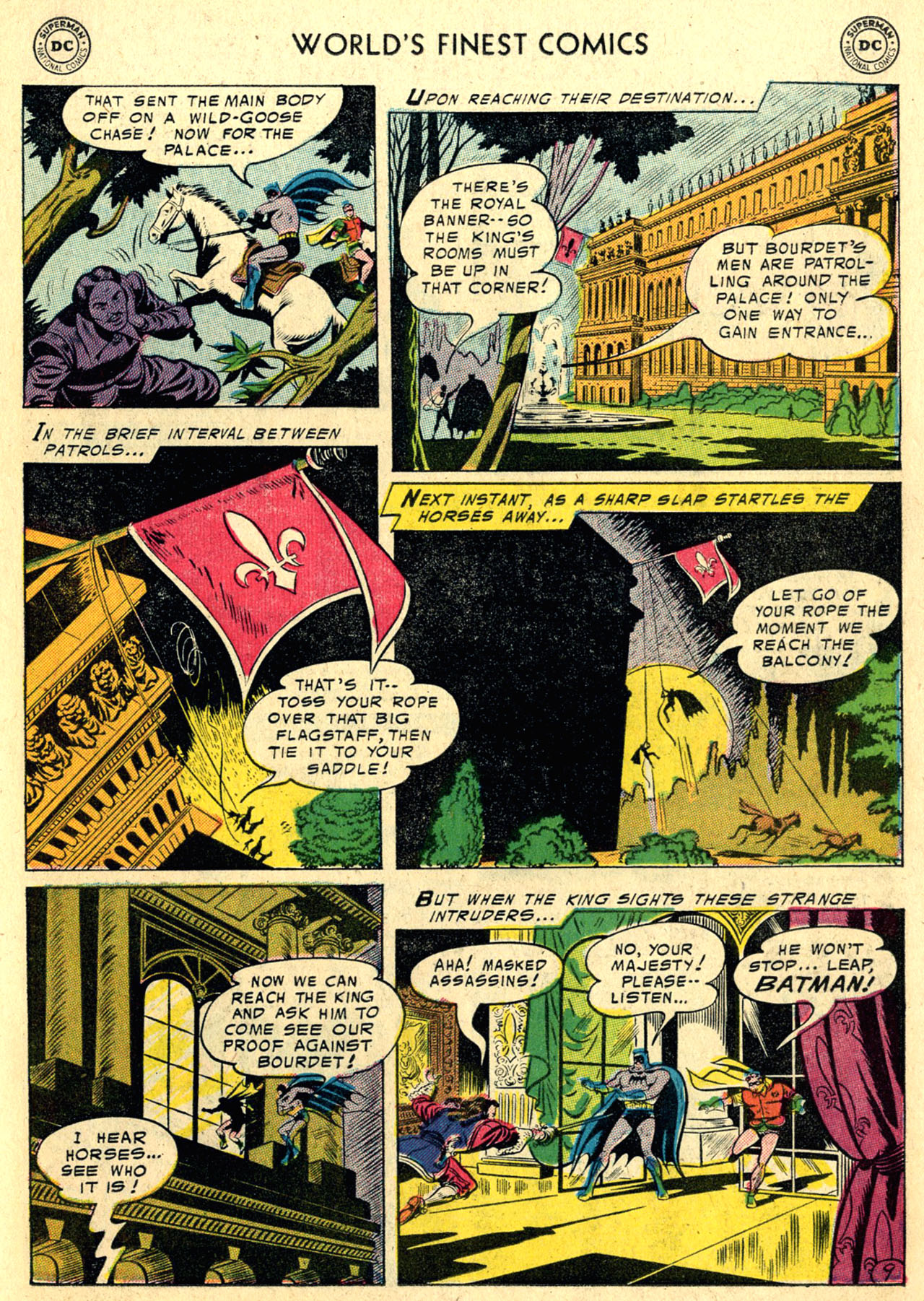 Read online World's Finest Comics comic -  Issue #82 - 11