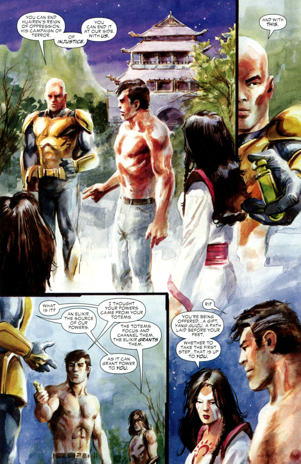 Batman Confidential Issue #53 #53 - English 18