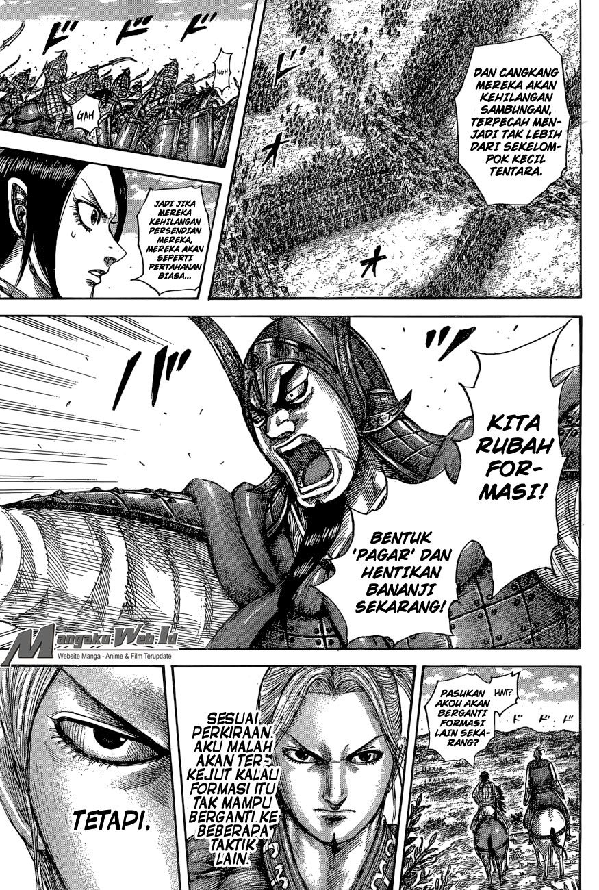 Baca Komik Kingdom Chapter 557 Komik Station