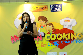 Lee Kum Kee 'My Fun Cooking 2017' Competition - Final Round with MMA Star Peter Davis