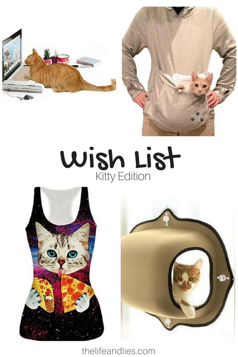cat toys, wish list, cat wish list, cat lady, cat shirt, cat t-shirt, cat hoodie