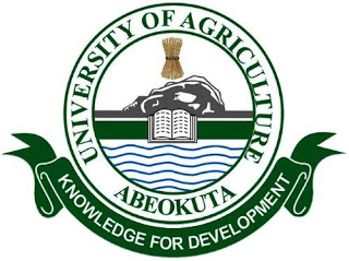 FUNAAB 2018/2019 Direct Entry Admission Screening Form Out