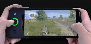 Xiaomi Black Shark Telah Resmi Di Rilis BBM MOD APK Hp Gaming 2018 Xiaomi Black Shark Telah Resmi Di Rilis