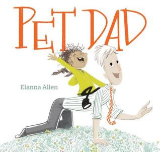Pet Dad, Elanna Allen, Review, Bea's Book Nook