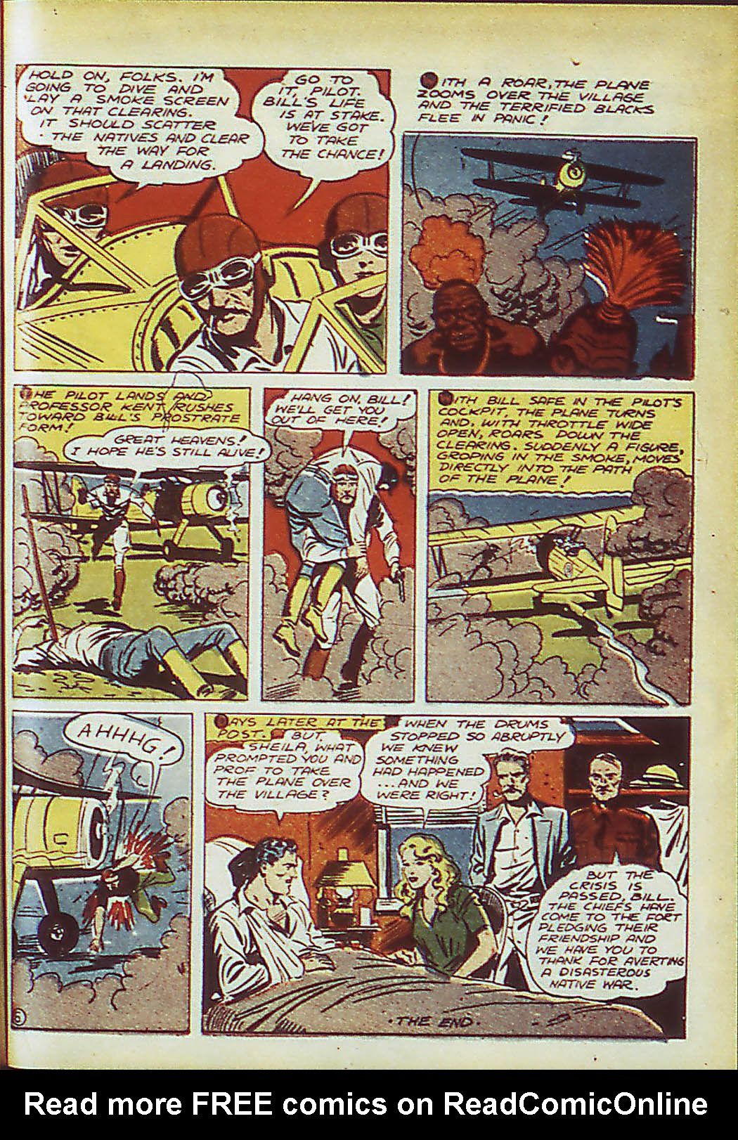 Read online Action Comics (1938) comic -  Issue #41 - 54