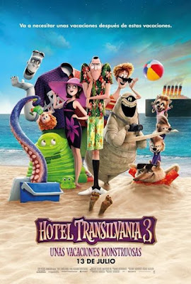 Hotel Transylvania 3 Summer Vacation 2018 DVD R1 NTSC Latino