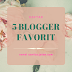 5 Blogger Favorit dan Alasan