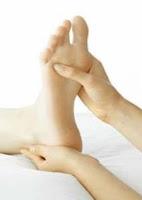 Massagem Relaxante nos Pés