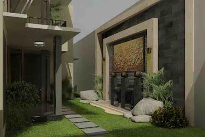 Inilah 5 Karakteristik Taman Rumah Minimalis