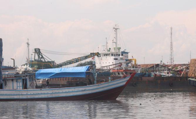 Pelabuhan Tegal Kota Bahari