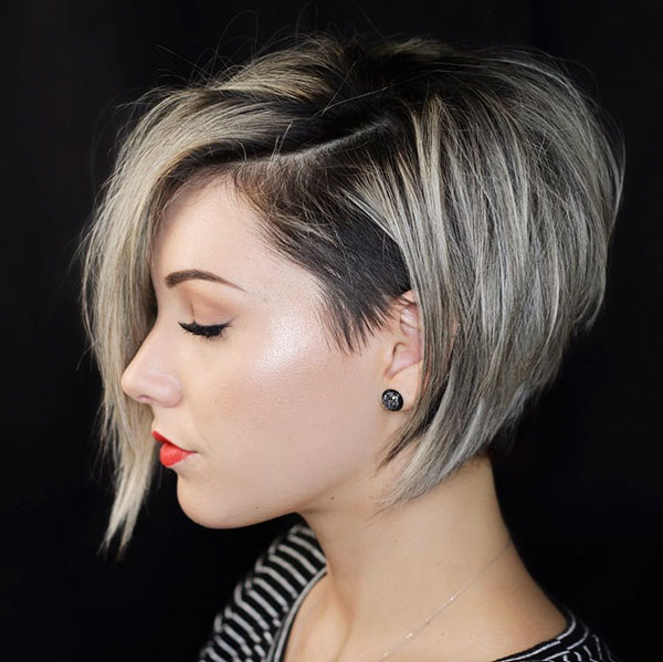 new best short hairstyle for women 2019