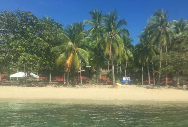 Casay Beach Dalaguete Beach Park