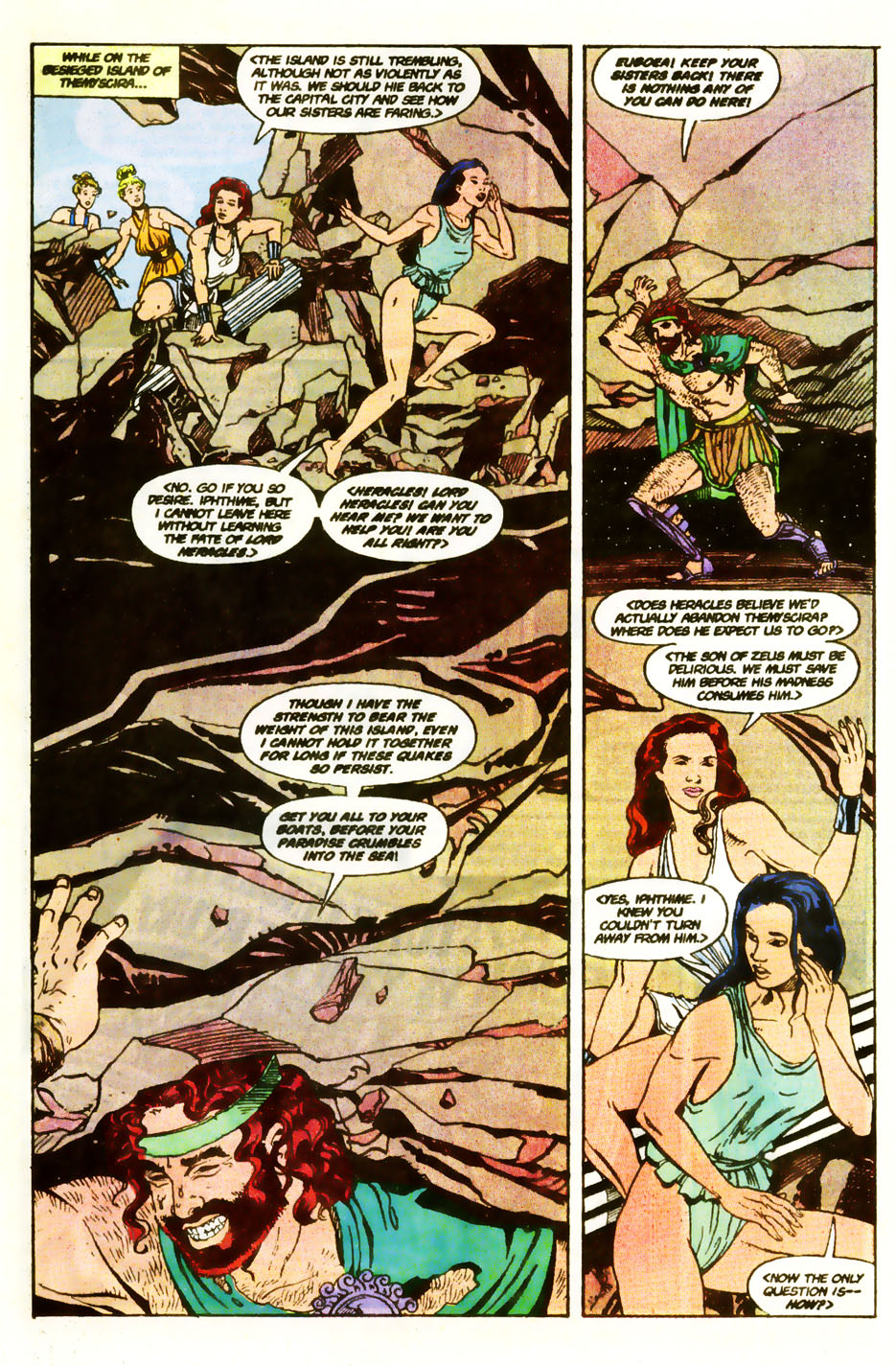 Read online Wonder Woman (1987) comic -  Issue #59 - 12