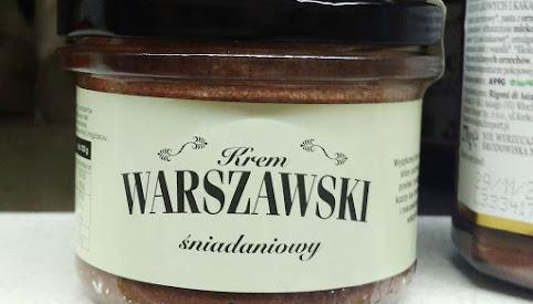 Krem Warszawski