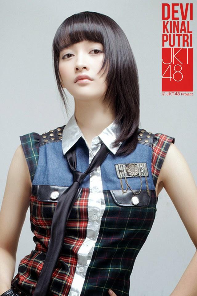 Wallpaper Mobile Content JKT48 Random Member (Part 5 ...