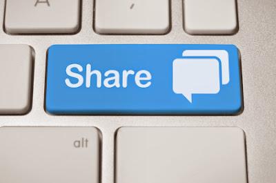 cara memasang tombol share di bawah postingan - Blog Mas Hendra